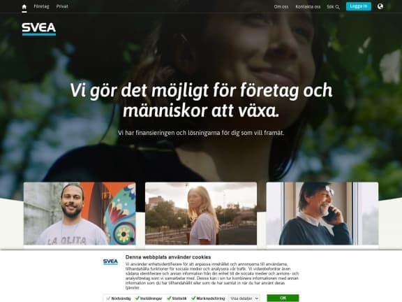 Svea Ekonomi screenshot