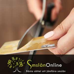 Klipper kreditkortet