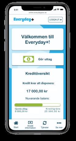 Everyday Plus app